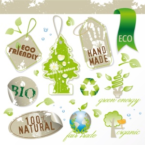 Set of new ecological elements © Lota // Fotolia #18831664