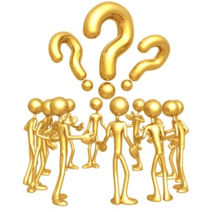 Forum Questions © Scott Maxwell // Fotolia #8694391