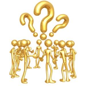 Forum Questions © Scott Maxwell // Fotolia #8694391