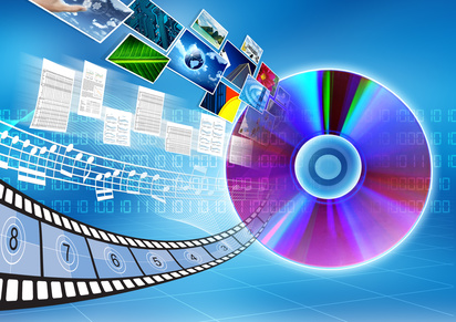 CD / DVD data storage Concept, Fotolia #46016849, © Nmedia and licensed to Brad Sargent/futuristguy.