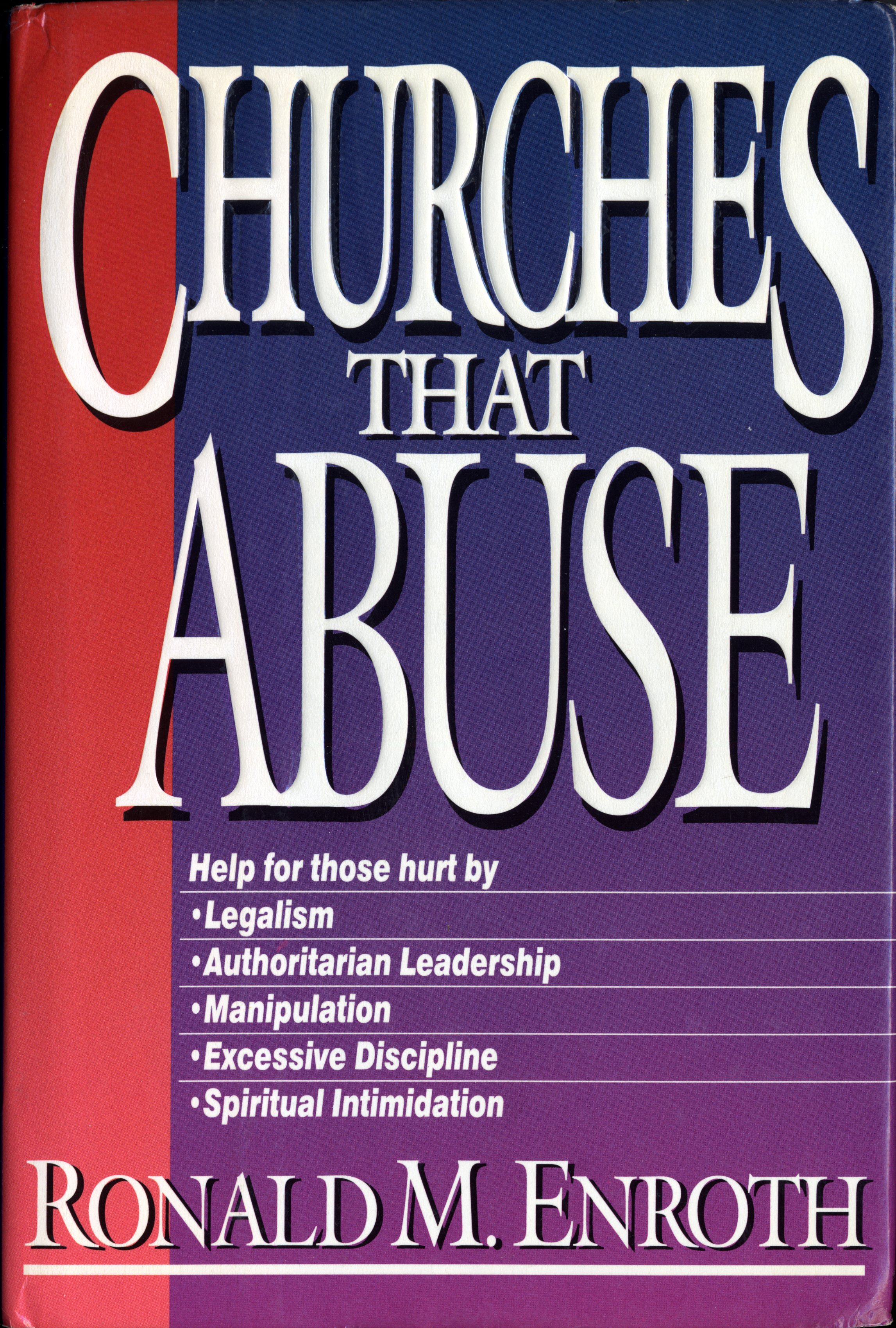 4 Spiritual Abuse Book Lists and Visual Bibliographies | futuristguy