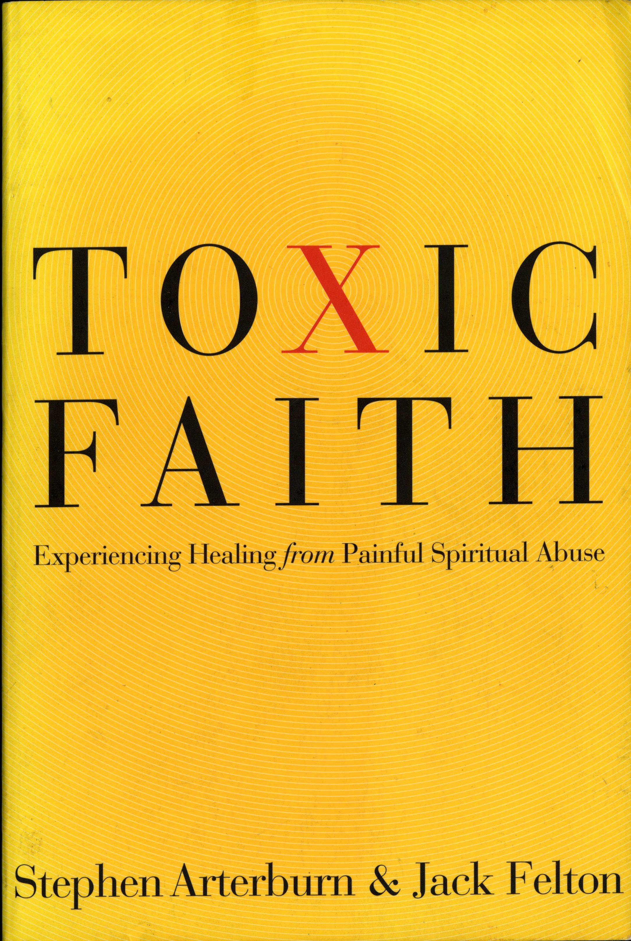 4 Spiritual Abuse Book Lists and Visual Bibliographies